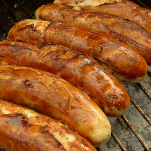 Barbecue Venlo Grillworst
